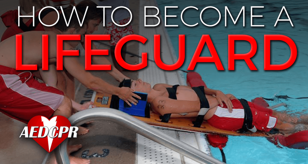 How to become a Lifeguard