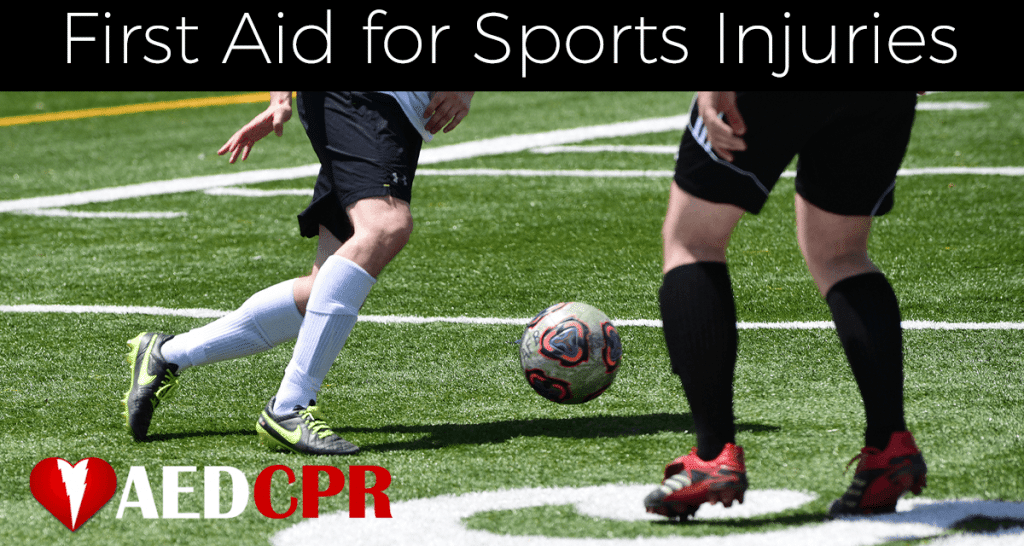 Common Sports First Aid