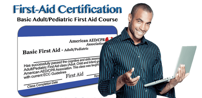 Online CPR certification and renewal