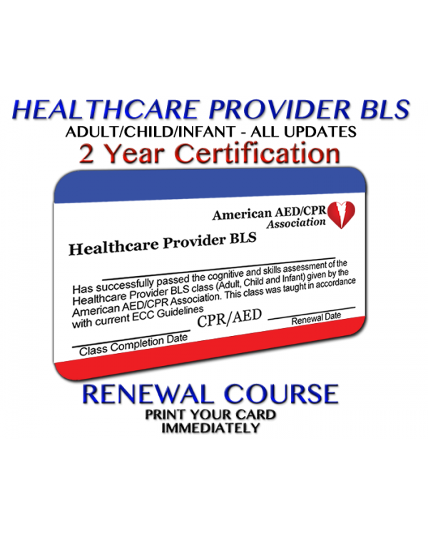 Online Cpr Renewal Certification Choice Image Creative Certificate