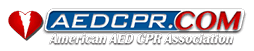 AEDCPR - The Official site of the American AED CPR Association
