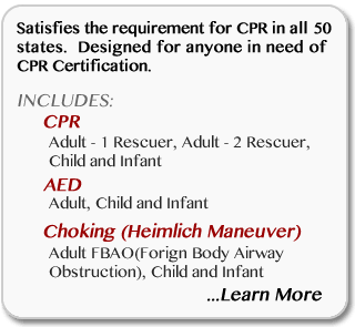 Learn more about online CPR certification and recertification