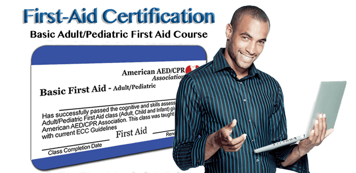 Adult/Pediatric First-aid and Renewal training