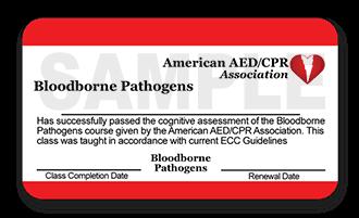 Free Bloodborne Pathogens Class