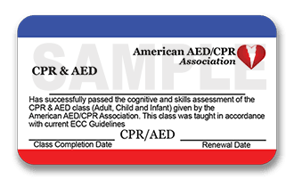 Free CPR AED Class