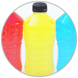 Sports drinks quickly replace electrolytes for victims suffering heat exhaustion or heat cramps