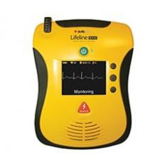 Defibtech LifeLine ECG AED - Aviation Package