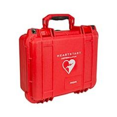 Philips OnSite/Home/FRx Plastic Waterproof Shell Carry Case